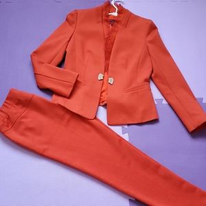 Jackets & Blazers - @orange color suits, wear only for wedding photo